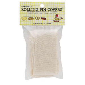 HIC Rolling Pin Covers - Set of 2 - Zest Billings, LLC