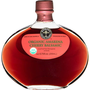 Organic Amarena Cherry Balsamic Vinegar - Zest Billings, LLC
