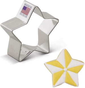 Ann Clark Cookie Cutter Star - Small - Zest Billings, LLC