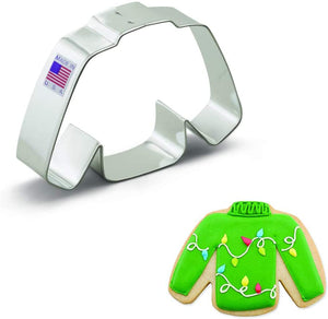 Ann Clark Cookie Cutter Sweater, Wool - Zest Billings, LLC