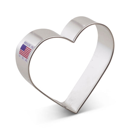Ann Clark Cookie Cutter: Heart, 3.375""