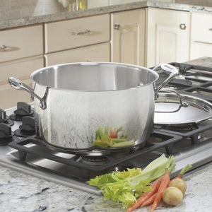 Cuisinart Chef's Classic Stockpot: 6 QT - Zest Billings, LLC