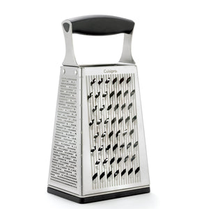 Cuisipro 4-Sided Box Grater - Zest Billings, LLC