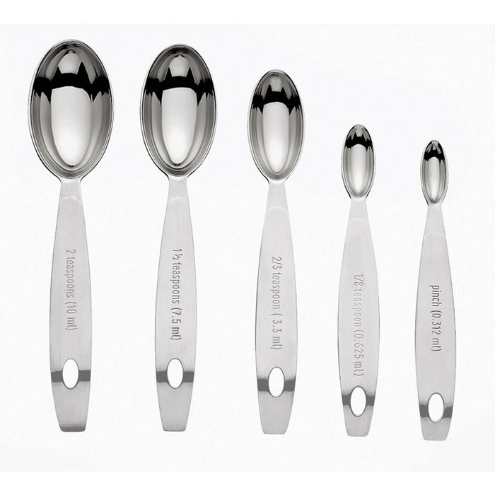 Cuisipro Odd Measuring Spoons - Set Of 5