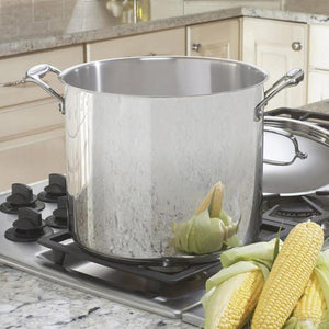 Cuisinart Chef's Classic Stockpot: 12 QT - Zest Billings, LLC