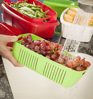 Hutzler Fruit Saver Basket - Zest Billings, LLC