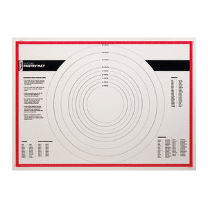 "TOVOLO Silicone Pastry Mat: 18""x 25"" - Zest Billings, LLC"