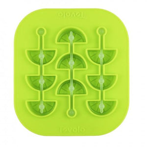 Tovolo Swizzle Stick Ice Mold: Citrus - Zest Billings, LLC