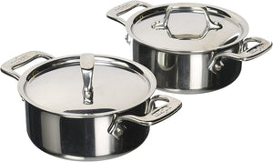 All-Clad Specialty Cocottes - Set of 2 - Zest Billings, LLC