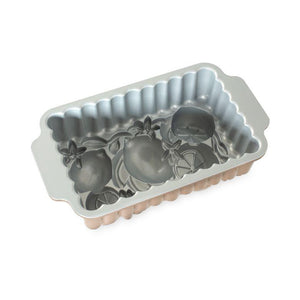 NordicWare Loaf Pan: Citrus Blossom - Zest Billings, LLC