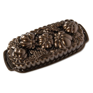NordicWare Loaf Pan: Wheat & Pumpkin - Zest Billings, LLC