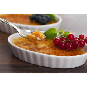 HIC Creme Brulee - Oval
