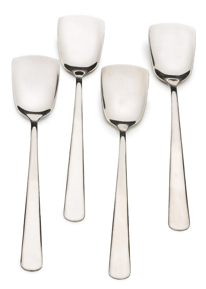 RSVP Ice Cream Spoons - Set of 4
