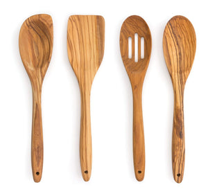 RSVP Olive Wood Utensils - Zest Billings, LLC