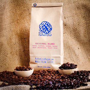Blue Bean Coffee Roasters Original Blend