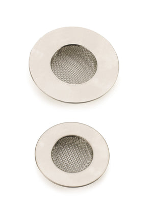 RSVP Mesh Sink Strainer - Set of 2 - Zest Billings, LLC