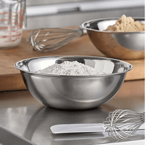 Vollrath Mixing Bowl:  4 QT - Zest Billings, LLC