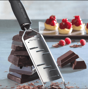 Microplane Gourmet Series: Shaver - Zest Billings, LLC