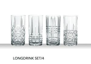 Nachtman Highland Longdrink: Set of 4 - Zest Billings, LLC