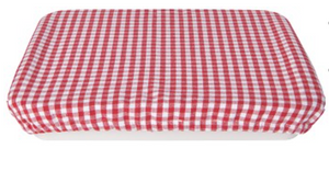 Now Designs Baking Dish Cover: Gingham