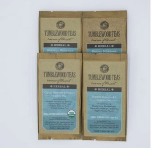 Tumblewood Loose Leaf Cupping Collection: Herbal