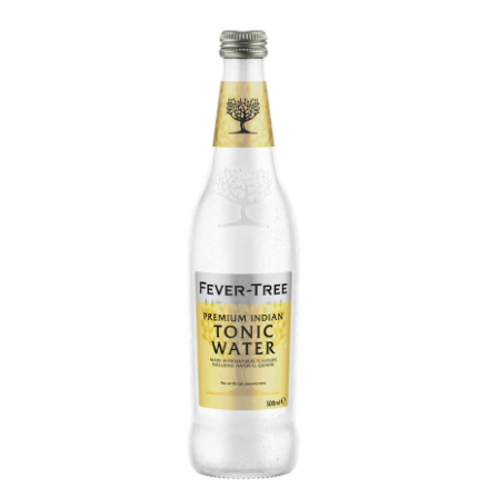 Fever-Tree Indian Tonic Water, 16.8oz