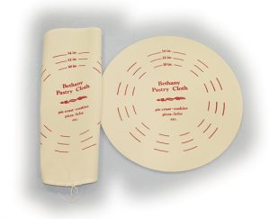 Bethany Housewares Pastry Cloth Set