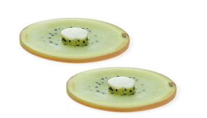 "Charles Viancin Lid -  4"", Set of 2 - Zest Billings, LLC"