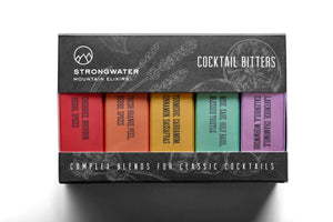 Strongwater Bitters Collection - Zest Billings, LLC
