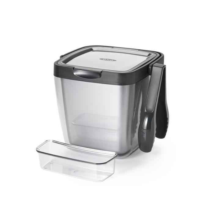 OXO 3 piece Ice Bucket Set