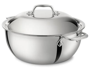 All-Clad D3 Dutch Oven w/Lid - 5.5 QT - Zest Billings, LLC