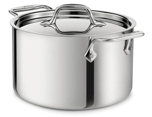 All-Clad D3 Casserole with Lid - 3 QT - Zest Billings, LLC