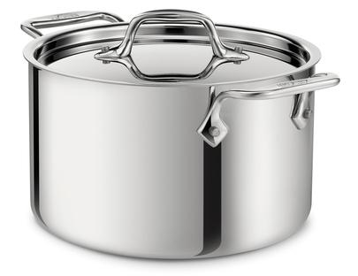 All-Clad D3 Casserole with Lid - 3 QT
