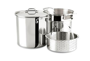 All-Clad Specialty Multi-Cooker - 12 QT - Zest Billings, LLC