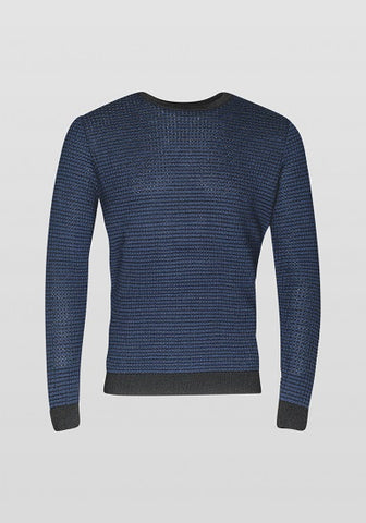 Antony Morato KNIT MMSW01150 7098 Royal