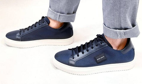 Antony Morato SHOES MMFW01393 7073 Blue Ink