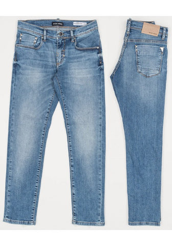 Antony morato junior JEANS MKDT00054W1351 Light Blue Denim