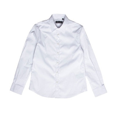 Antony morato junior SHIRT MKSL00226 1000 White