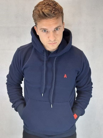 Antwrp Hoodie sweat 2002-BSW005 407 Ink Blue