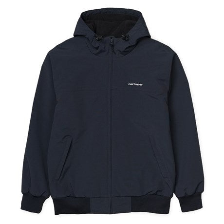 Carhartt HOODED SAIL JACKET I028436 Dark Navy
