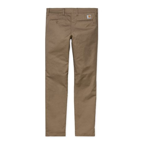 Carhartt SID PANT I003367 Leather Rinsed
