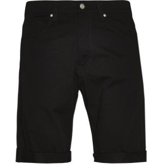 Carhartt SWELL SHORT I012292 Black Rinsed