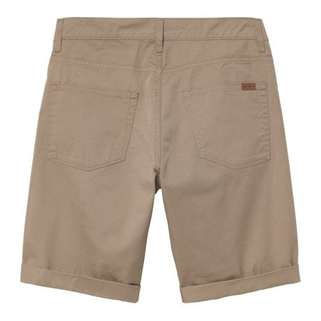 Carhartt SWELL SHORT I012292 Leather Rinsed