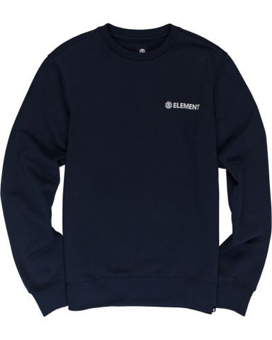 Element BLAZIN CHEST CREW U1CRA3 3918 Eclips Navy