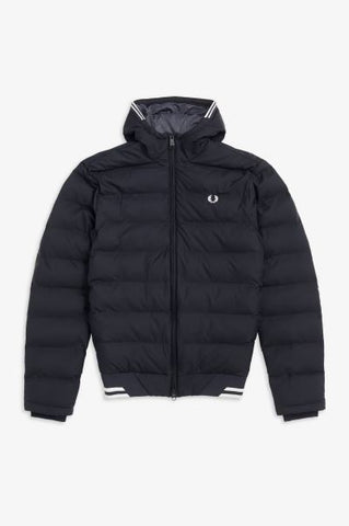 Fred perry JACKET J9535 102 Black