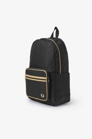 Fred perry TWIN TIPPED L8263 157 Black Chanpagne