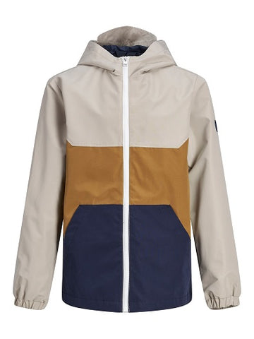 Jack&Jones junior JORLUKE JACKET JR 12185183 Crockery/Blocking
