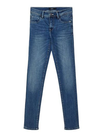 LMTD NLMPILOU DNMTOGO 2393 13180382 Medium blue denim
