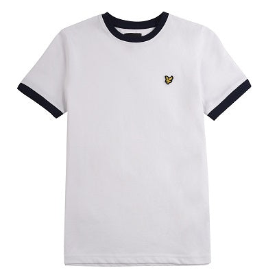 Lyle&Scott junior T-SHIRT LSC0996 Bright white