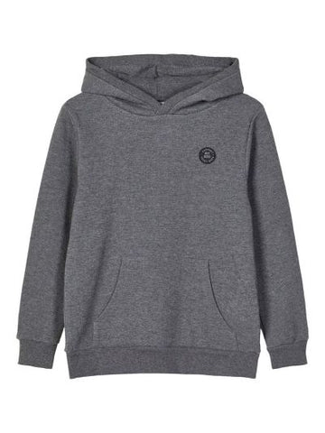 Name it NKMOLSON SWEAT  13182375 Dark Grey Melange